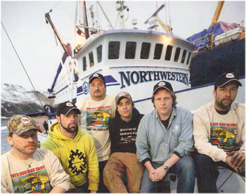 Deadliest Catch Captain and Crew